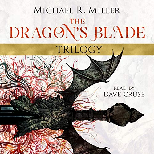 The Dragon's Blade Trilogy Titelbild