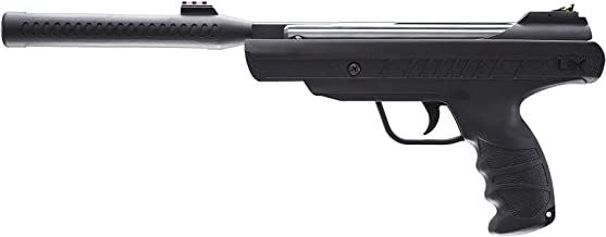 Umarex Trevox Break Barrel .177 Caliber Pellet Gun Air Pistol, Black, One Size (2251348)