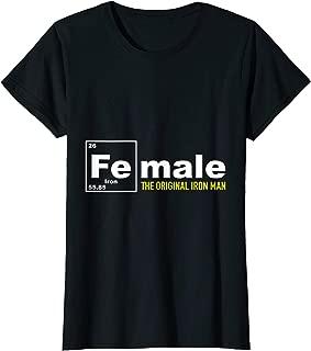 Womens FE For Iron Shirt, Iron Man Shirt, Iron Woman Shirt