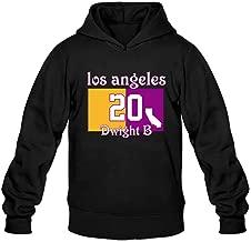 Twitter Marquette Lakers 20 Dwight Buycks Hoodie Sweatshirt Man's