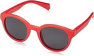 Childrens Kids Wayfarer Style occhiali da sole UV400/flessibile telaio classico retro sfumature per ragazzi e ragazze