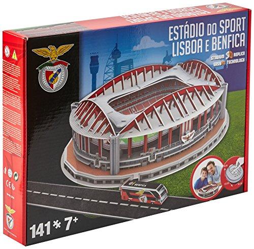 Nanostand Benfica 75639, Puzzle, Multicolor