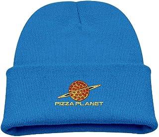 ADGoods Kids Children Pizza Planet Beanie Hat Knitted Beanie Knit Beanie For Boys Girls Gorra de béisbol para niños