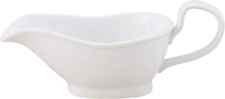 Porcelain Gravy Boat Sauce Bowl Jug Container Dispenser sauces Shell dippschale