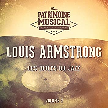 Les idoles du Jazz : Louis Armstrong, Vol. 2 (Armstrong joue Fats Waller)