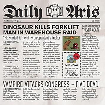 Newspaper EP