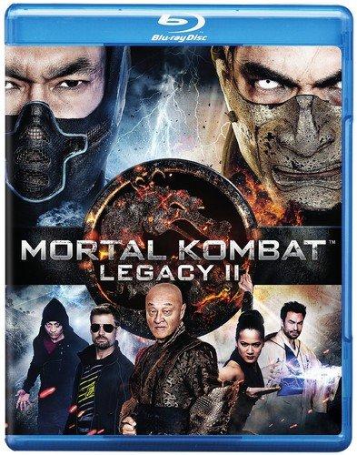 Mortal Kombat: Legacy Ii [Edizione: Stati Uniti] [USA] [Blu-ray]