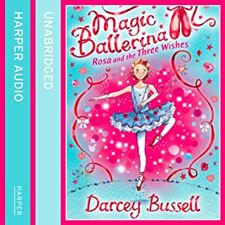 Magic Ballerina (12) - Rosa and the Three Wishes                   By:                                                                                                                                 Darcey Bussell                               Narrated by:                                                                                                                                 Helen Lacey                      Length: 49 mins     1 rating     Overall 5.0