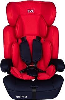 BABYNEST Kids Car Seat (RED)