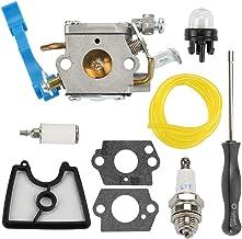 Yermax C1Q-W37 Carburetor + 545112101 Air Filter Adjustment Tool Kit for Husqvarna 125B..