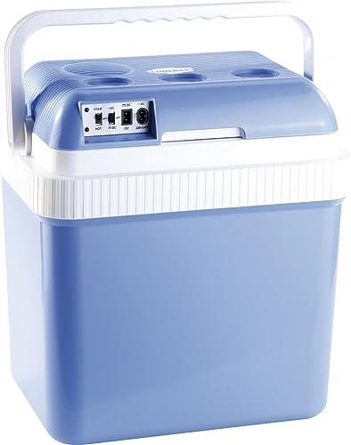 XCase Glacière électrique Isotherme Chaud Froid - 30 litres