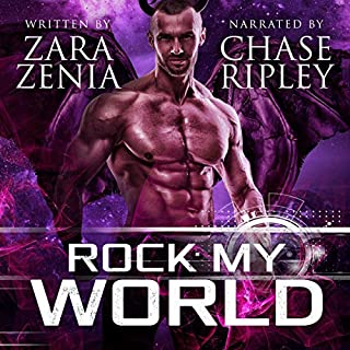 Rock My World audiobook cover art