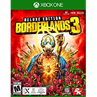 Borderlands 3 Deluxe Edition for Xbox One
