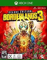 Borderlands 3 Deluxe Edition (輸入版:北米) - XboxOne