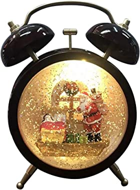 Christmas LED Water Snow Globe with Music Box (TypeA)