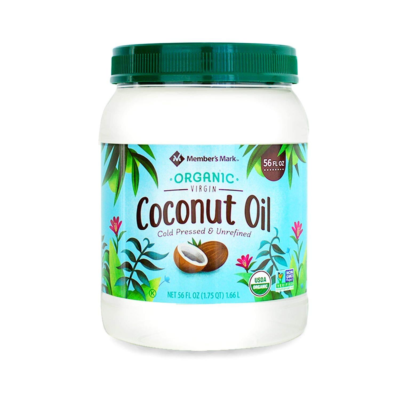 Member's Mark Organic Max 82% OFF Virgin Coconut Oil 6 pack 56 of 100% quality warranty! oz.
