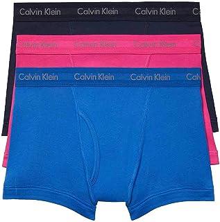 Calvin Klein(カルバンクライン)ボクサーパンツ 3枚セット コットンクラシック NB1119 [並行輸入品]