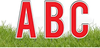 Best yard sign letters Reviews