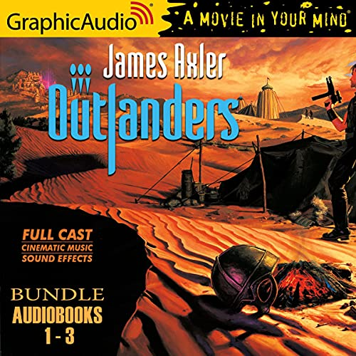 Outlanders 1-3 Bundle (Dramatized Adaptation)