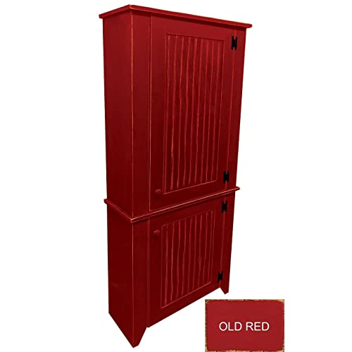 Red Kitchen Cabinets: Amazon.com
