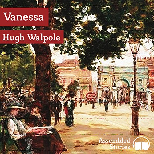 Vanessa audiobook cover art