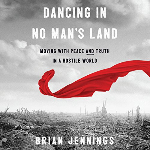 Dancing in No Man's Land audiobook cover art