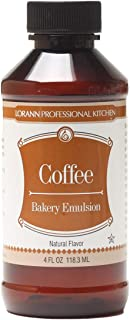 LorAnn Oils Emulsion, Coffee, 4 Ounce
