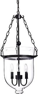 antique bell jar light fixtures
