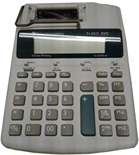 Texas Instruments Ti-5032 SVC