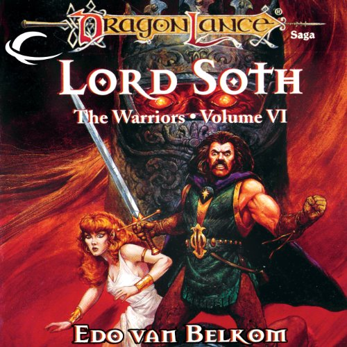 Lord Soth audiobook cover art