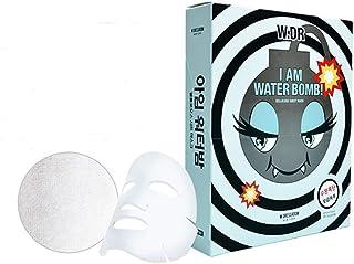 W.DRESSROOM I am water bomb cellulose sheet mask 10ea 乾燥した肌に潤い爆弾!栄養爆弾!(海外直送品)