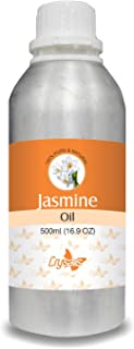 Crysalis Jasmine Essential Oil For Skin Care And Aroma Therapy 500ML