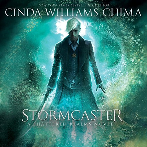 Stormcaster audiobook cover art
