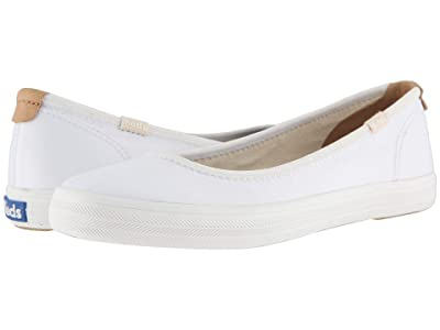 Keds Bryn Twill (White) Women