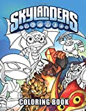 Skylander Coloring Book: Toys-to-life Video Games Coloring Book For Kids Adults Stress Relief Gift