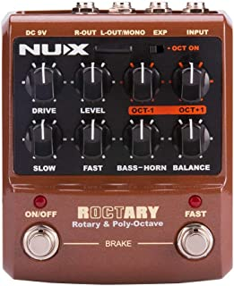 Best nux rotary pedal Reviews