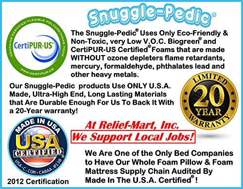 Snuggle-Pedic Full Size Body
