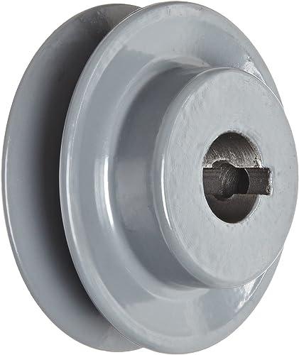 "BK28 3/"" NEW Cast Iron V Belt Pulley for 1//2/"" and 5//8/"" Wide Belt"
