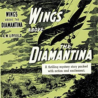 Wings Above the Diamantina cover art