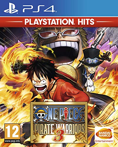 One Piece Pirate Warriors 3 Playstation Hits