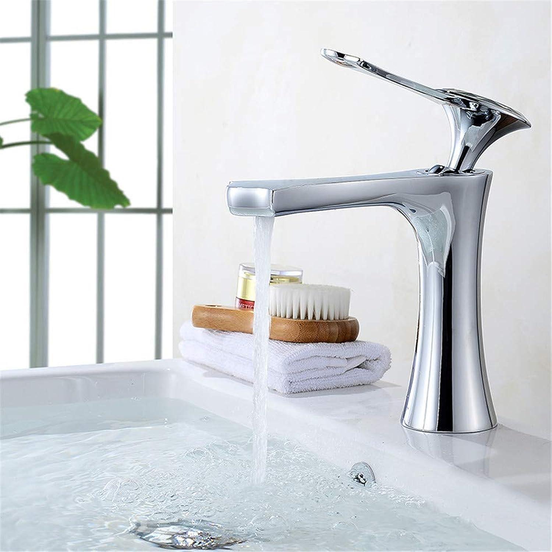 Oudan High Falls Waterfall Faucet golden Faucet Models Titanium Faucet Kitchen Faucet (color   -, Size   -)