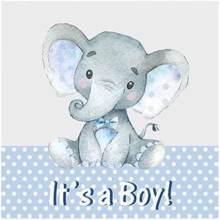 Best elephant theme boy baby shower Reviews
