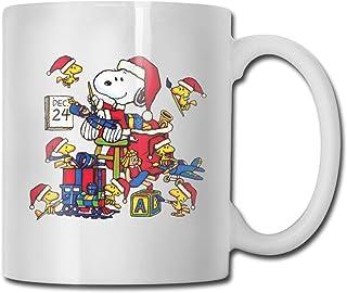 サンタクロースChristmas Hatクリスマスギフトカレンダー24 マグカップ おしゃれ セラミック コーヒーマグ 創意コップ かわいい ティーカップ 330ML