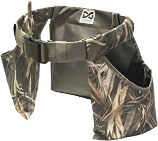 DynoGoods Dove Belt, Field and Game Belt, Shooting Belt, Adjustable, Camo