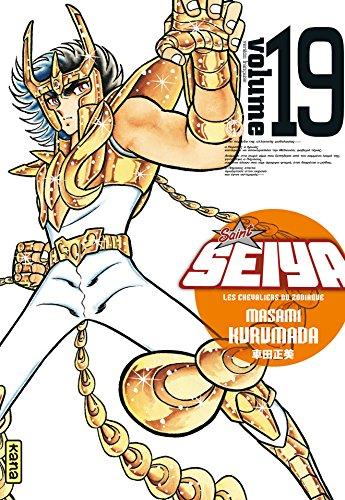 Saint Seiya - Deluxe (les chevaliers du zodiaque) - Tome 19