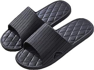 AioTio Unisex Bathroom Shower Anti-slip Lightweight Slipper,Sandals Slipper for Women and Men,Indoor Slippers, Bathroom Po...