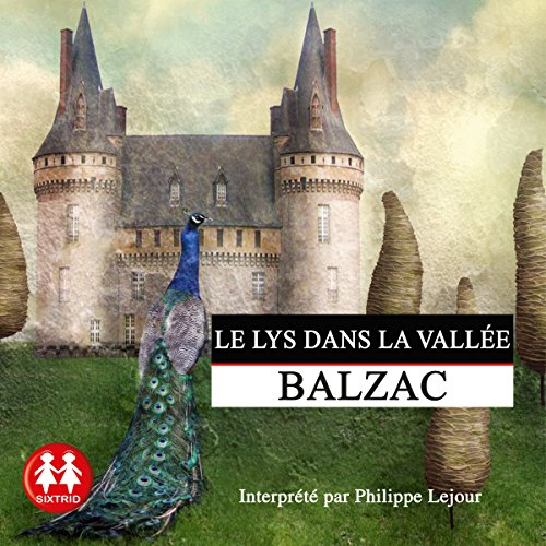 Le lys dans la vallée audiobook cover art