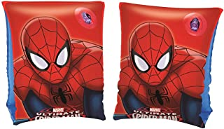 Childrens Marvel Ultimate Spiderman Swimming Armbands - Age 3 to 6 18 to 30KG