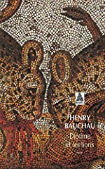 Diotime et les Lions de Henry Bauchau