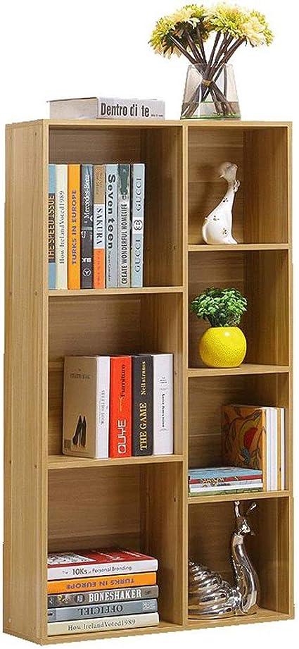 Estante para libros YNN Estantería de Madera 4 estantes del ...